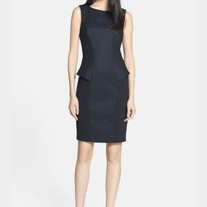 TED BAKER CLASSIC BLACK DRESS
